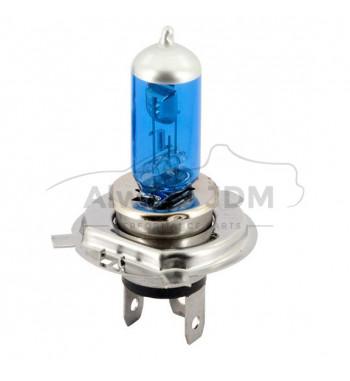 H4 bulb Xenon look