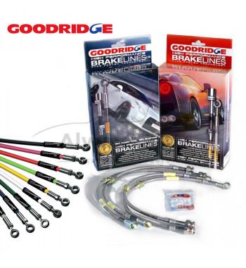 Goodridge Bremsleitungen...