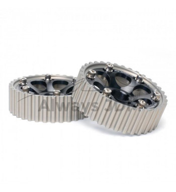Skunk2 camshaft pulleys...