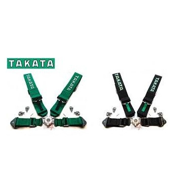(FIA) Takata 4 point belt