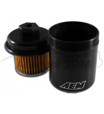 AEM fuel filter