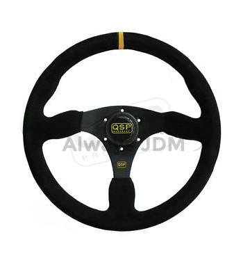 QSP Suede Sport steering...
