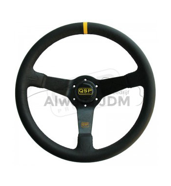QSP Leather Sport steering...