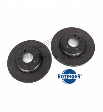 Rotinger brake discs front...