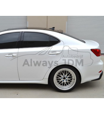 Rear window spoiler Lexus IS