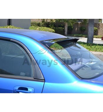 Rear window spoiler Subaru...