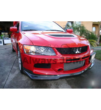 Ralliart bumper lip Evo 9
