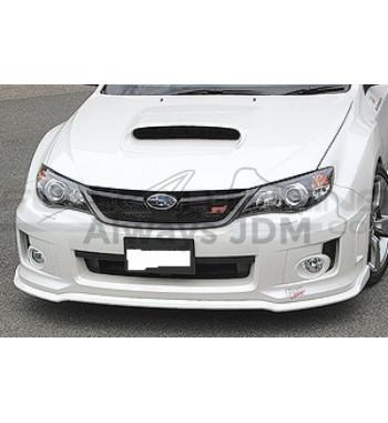 CS2 bumper lip Impreza