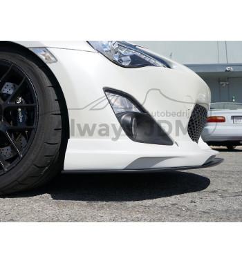 GV bumper lip GT86