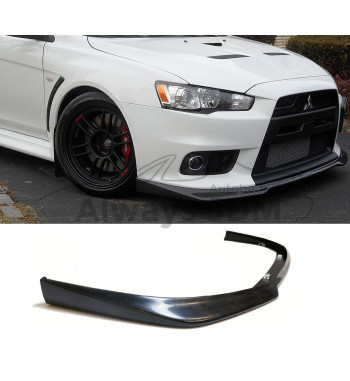 Ralliart bumper lip Evo 10
