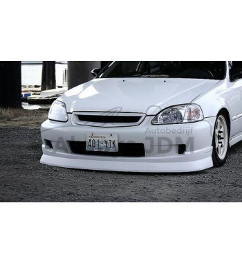 Chargespeed bumper lip Civic