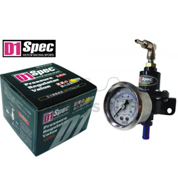 D1spec fuel pressure regulator