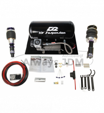 D2 Air Suspension Kit RX-7