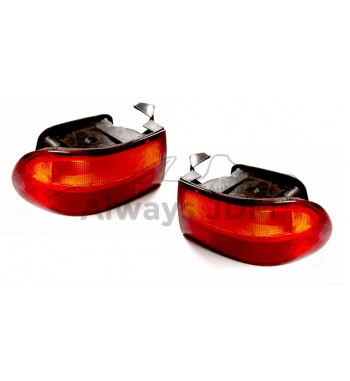 Outer OEM Tail light Civic