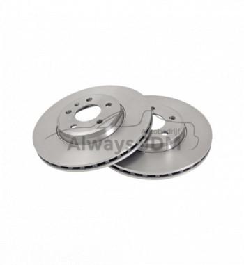 Blueprint Brake discs rear...
