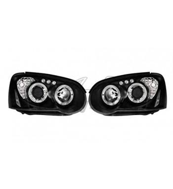 headlights Impreza
