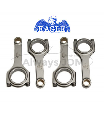 Eagle connecting rods EVO 4G63