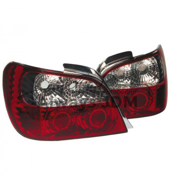 Clear Tail lights Impreza