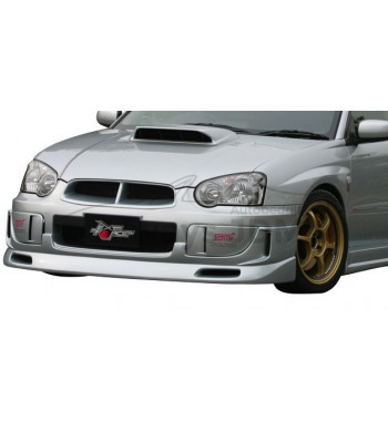 Chargespeed grill Impreza