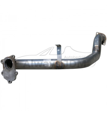 RVS Downpipe Decat Impreza