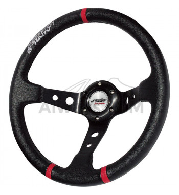 Deep Dish sports steering...