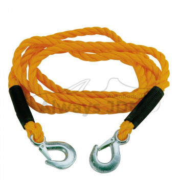Simple tow rope