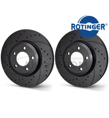 Rotinger Brake discs rear MX-5