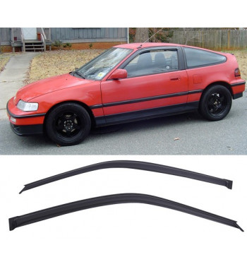 Window visors CRX