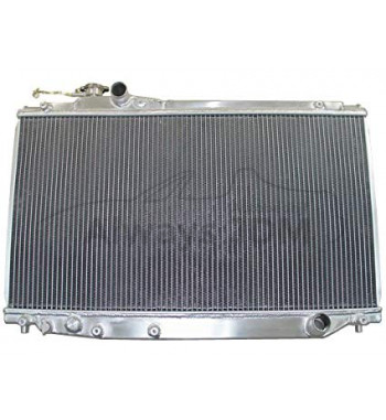 Aluminum Radiator Supra