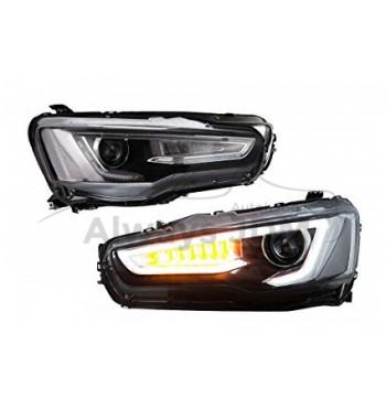 Headlights Evo 10