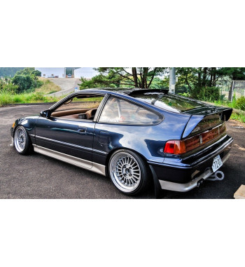 rear window spoiler CRX