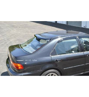 rear window spoiler Civic